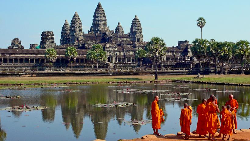 Ангкор Ват и Кох Кер 2 дня/1 ночь