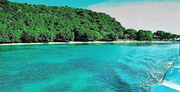 Остров Любви - Изумрудный Остров