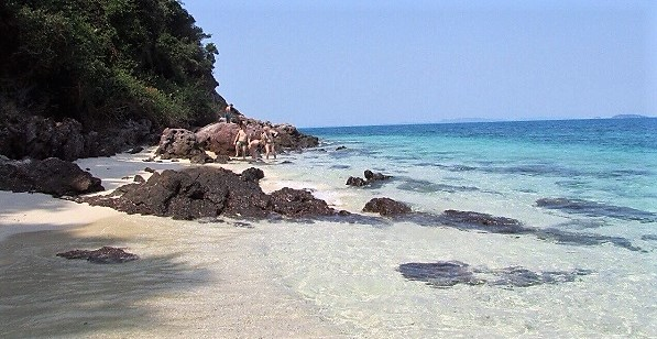 Остров Самет на 1 день