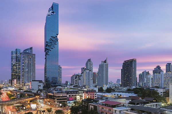 Превосходный Бангкок и Маханакхон